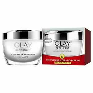 Olay Day Cream Regenerist Collagen Boost SPF 15, 50g