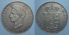 REGNO DELLE DUE SICILIE PIASTRA DA 120 GRANA 1859 FRANCESCO II SPL