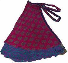 "10 Wholesale Skirt Large Women Wrap Magic Skirts Vintage 36"""