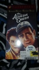 The African Queen Vhs Tape New & Sealed Katharine Hepburn, Humphrey Bogart