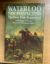"1993 "" Waterloo - Neuf Perspectives "" Bataille Reappraised Illustrée Livre"