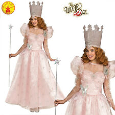 Wizard of Oz Deluxe Glinda the Good Witch Adult Story Book Fairy Dress Costume
