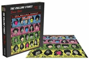Rock Saws THE ROLLING STONES - SOME GIRLS Album 500 piece Jigsaw Puzzle Licensed