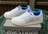 Asics Tiger Trainers Gel Circuit Unisex Leather Lace Up Trainers UK 3.5 BNIB