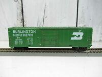 HO Scale Tyco Box Car 50 Ft Burlington Northern B N 100 024