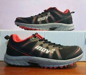 Inov8 Parkclaw 240 Men's Trail Running Shoes Black/Red UK10.5 NEW RRP£110