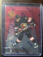 1997-98 Pinnacle Certified Red #78 Alexei Yashin Senators Hockey Card NHL RARE
