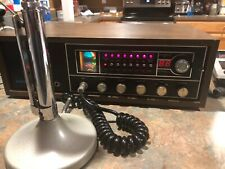 Sbe Console 5 V 40 Cb Radio Ch Base Station Am/Ssb, In Nice Shape