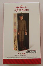 Hallmark 2014 GI Joe 50th Anniversary Limited Edition Christmas Ornament