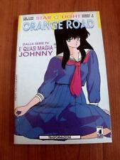 ORANGE ROAD - Da serie TV E' Quasi magia Johnny n°8 1993 Star Comics  [G.370B]