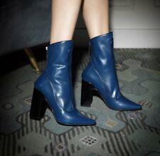"""Fabrizio Viti Blue """"Timeless"""" Boots"""