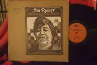 Ma Rainey Blame It On The Blues MLP2008 Milestone VG+ VG+