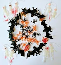 100 Piece HALLOWEEN Novelty Toy Assortment Party Favor PINATA Loot Bag  NIP