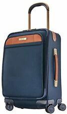 "Hartmann Evolution Luggage Navy Blue Softside 20"" Spinner"