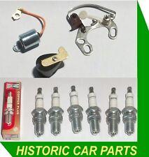 Service Kit for Jaguar Mk1 2.4 lt 2483cc Mk 1 1955-59 for  Lucas 7:1 compr Distr