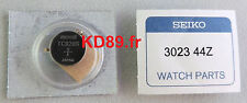 Seiko Capacitor Kinetic for 5M62 5M63 5M65 YT62 YT63 3023 44Z Battery Authentic