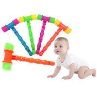 25cm en plastique formation sifflet bébé Toddler bébé enfants poignée HamOP