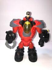 Imaginext Robin Mech Robot Suit With Robin Figure Batman DC Super Heroes