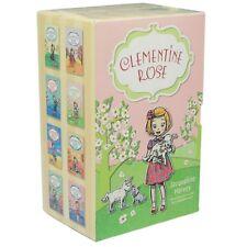 Clementine Rose 8 Books Book Set Delightful Adventures by Jacqueline Harvey