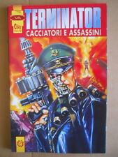 Collezione TERMINATOR Cacciatori e Assassini Comix n°9 Granata Press  [G458]