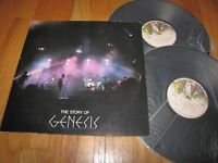 GENESIS - THE STORY OF GENESIS - JAPAN IMPORT CHARISMA RECORDS DOUBLE LP