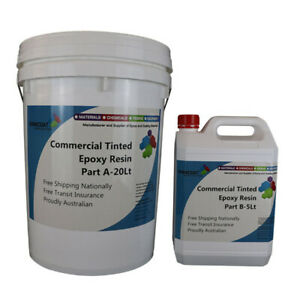 Commercial Tinted Epoxy