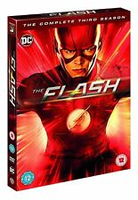 The Flash Season 3 DVD * New & Sealed * Region 2 UK ** Free 1st Class Postage **