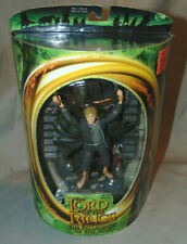Lord of the Rings Samwise Gamgee Action Figure 2001 Toy Biz Mib
