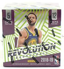 2018-19 Panini Revolution Basketball Chinese New Year Box-Luka Rookies?