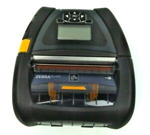 Zebra QLn420 4-inch Mobile Thermal Label Printer QN4-AUNB0M00-00