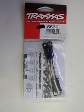 TRAXXAS - TURNBUCKLES, CAMBER LINKS, 58MM (ASSEMBLED W/ROD ENDS) - MODEL# 5539