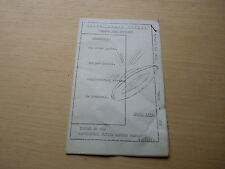 Outer Space Review 1958 Manchester UFO Society Flying Saucers Early Ephemera