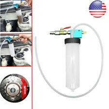Car Vehicle Vacuum Brake Bleeder Tank Fluid Oil Change Pump Oil Tool US Hot