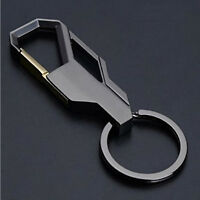 Top  Mens Creative Alloy*Metal Keyfob Gift Car Keyring Keychain Key Chain Ring