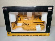 "John Deere Industrial ""MC"" Crawler with Blade - SpecCast 1:16 Scale #JDM214 New!"