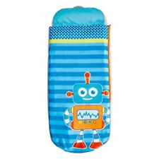 Worlds Apart 866345 ReadyBed lit D'appoint gonflable Junior Robots Polyester Ble