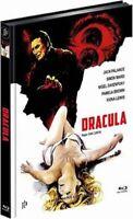 DRACULA (1974) (Blu-ray + DVD) Mediabook Dan Curtis, Jack Palance Neu