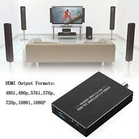 2 In 1 SDI TO HDMI Convertisseur USB3.0 CAPTURE CAED Capture vidéo Recorder A