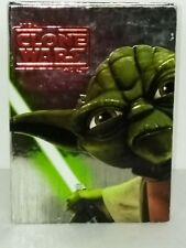 Star Wars: The Clone Wars - The Complete Season Two DVD, 2010, 4-Disc Set