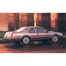 1986 Lincoln Mark VII Postcard pc296-WUCWRH