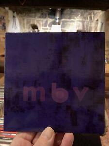 My Bloody Valentine, m b v, 2013 album CD