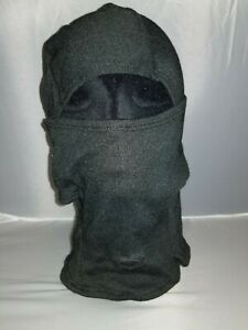 Oakley SI Balaclava Black Carbon X Material Sking, Racing, Tactical Face Mask