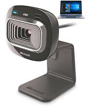 Microsoft LifeCam HD-3000 Webcam - USB Auto-focus Widescreen Microphone