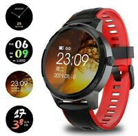 Smart Watch Full Touch Screen Activity Fitness Tracker HR Monitor Android iOS