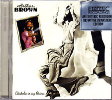 ARTHUR BROWN chisholm in my bosom (1977) Remastered Esoteric CD NEU