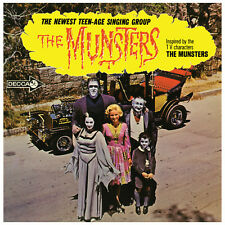 The Munsters - Music inspired by the TV Characters NEW SEALED LP LTD GREY