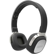 More details for sephia wireless headphones for bluetooth devices with mic extra bass sound sx16