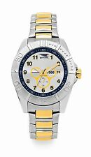 AFL West Coast Eagles Establishment Series Two Tone Gents Watch FREE SHIPPING
