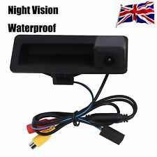 Trunk Handle CCD Reversing Rear View Camera For BMW 3 5 Series F31 330d F30