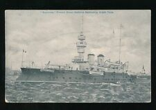 Pre - 1914 Collectable Military Vessel Postcards
